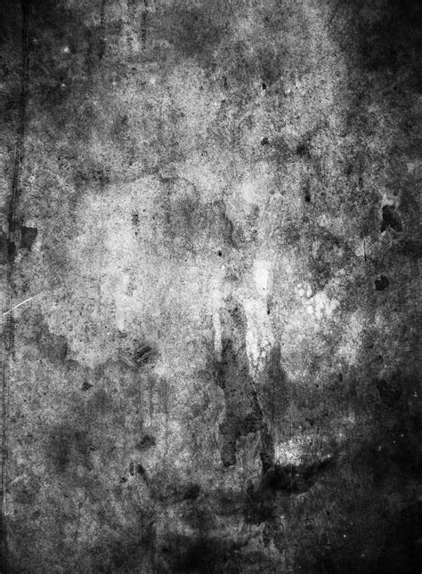 Black and white grunge texture Photoshop All brushes