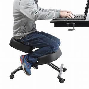 Ergonomic Kneeling Chair – Defy Desk  Ergonomic