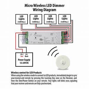 Switch Wiring Diagram For Wireless