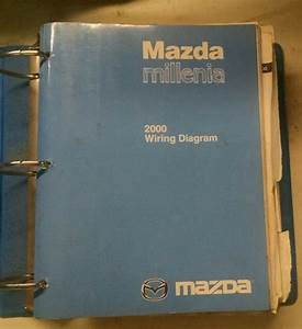 2000 Mazda Millenia Service Shop Repair Manual