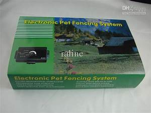 dhl electronic pet fencing system 023 dog fencing from With electronic dog fence system