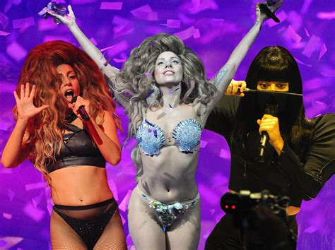 Lady Gaga Itunes Festival Review Mother Monster Previews