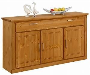Sideboard 160 Cm : premium collection by home affaire sideboard adela breite 160 cm mit softclose funktion ~ Buech-reservation.com Haus und Dekorationen