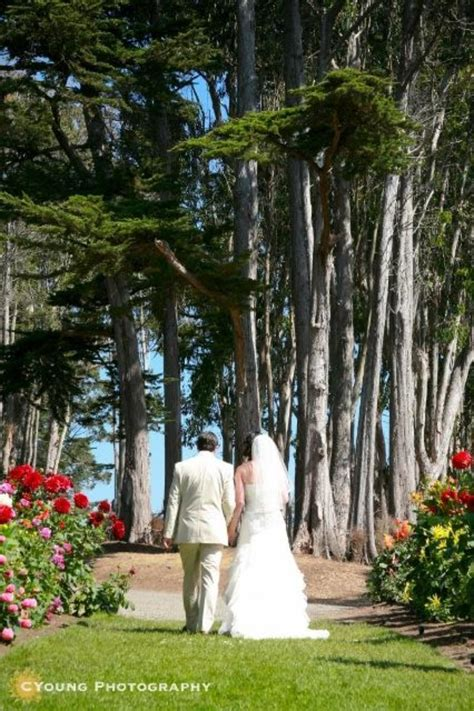 mendocino coast botanical gardens weddings