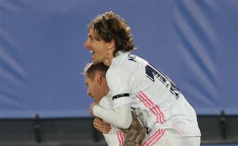 Real Madrid: Luka Modric trollea a Gerard Piqué tras la ...