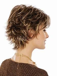 Coupe Courte Frisée Femme : coupe courte femme frisee coiffures la mode de cette saison ~ Melissatoandfro.com Idées de Décoration