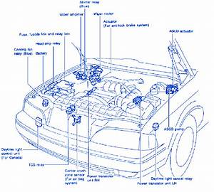 Infinity Q45 1997 Electrical Circuit Wiring Diagram