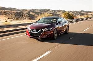 Nissan Maxima  2016 Motor Trend Car Of The Year Contender