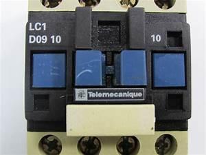 Lot Of  20  Telemecanique Lc1 D09 10 Contactor 110v
