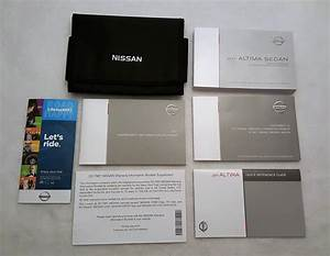 Nissan Altima 2017 Sv Owners Manual