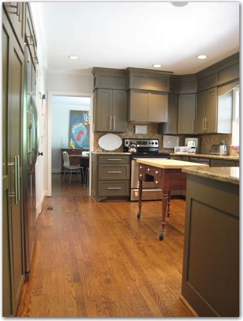 kitchen soffit 17 best images about painted kitchen cabinets on pinterest paint colors taupe kitchen