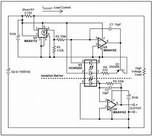 current measurement determining optoisolator hcnr201 With datasheet what is quotinput hysteresisquot electrical engineering stack