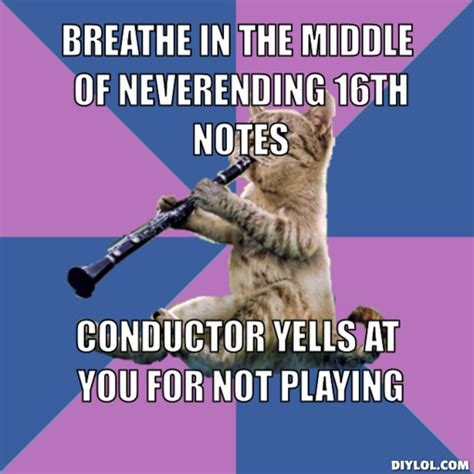 Clarinet Boy Meme Generator - 17 best images about clarinet jokes on pinterest horns cats and marching bands
