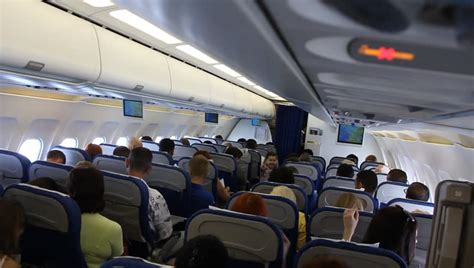 jet airliner  cruise stock footage video