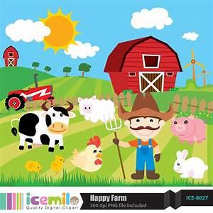 farm clip art #12 | 73 Farm Clipart | Clipart Fans