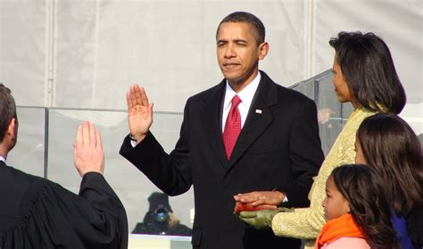 Obama Swear In A Look Ath by Obama Swearing In On The Koran File Obama Swearing In