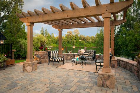 cudahy traditional patio portland  paradise