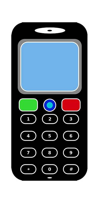 Phone Cell Telephone Cellular Pixabay Vector Graphic