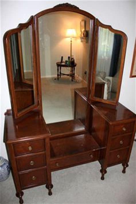 31214 vanity furniture sweet antique vanity with mirror home decor