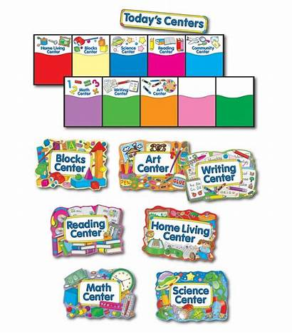 Learning Bulletin Board Centers Carson Dellosa Publishing