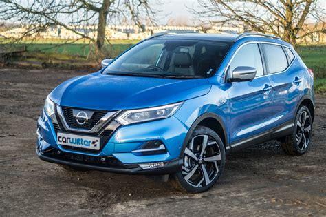 2018 Nissan Qashqai Review Carwitter