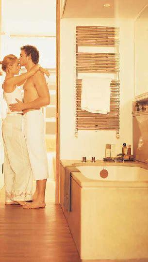 chauffage au sol salle de bain chauffage salle de bains par chauffage au sol et chauffage