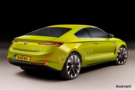Ev Car News by Skoda Preparing New Ev Sports Car Pictures Auto Express