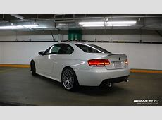 Kev's 2008 BMW 335xi Coupe BIMMERPOST Garage