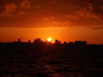 sunset cruise  fort lauderdale fl