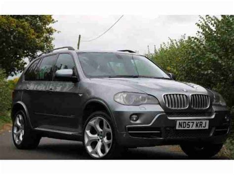 Bmw X5 2007 For Sale by Bmw 2007 X5 3 0d Car For Sale