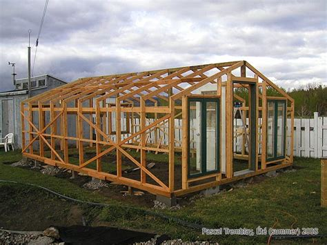 wooden greenhouse design plans   woodworking