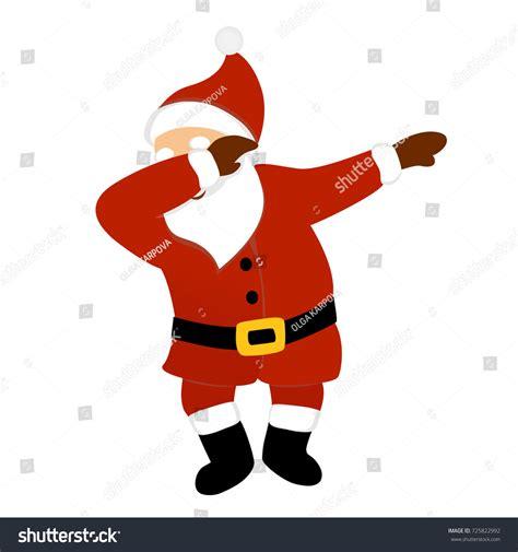 Santa Claus Card By Benchart Vectors Eps Santa Claus Vector Illustration Standing Stock