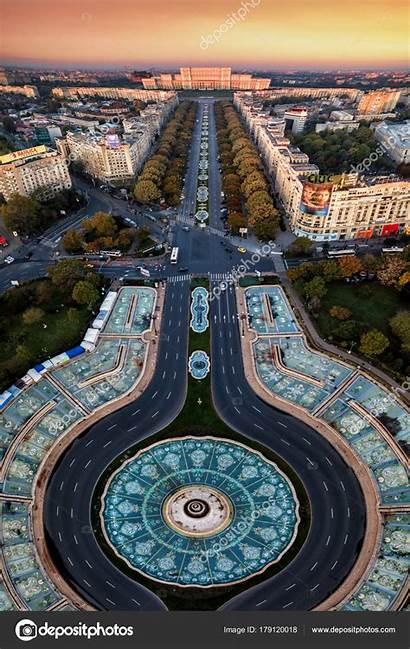 Romania Capital Bucharest Bukarest Europa Hauptstadt Depositphotos
