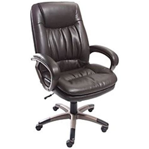 office depot r brand harrington high back leather chair
