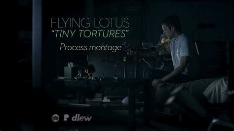 """Flying Lotus """"tiny Tortures"""" Process Montage On Vimeo"""