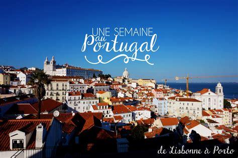 Lisbon Porto by Railtrip Au Portugal Porto Lisbonne Un Petit Pois