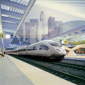 Five reasons high-speed rail can boost business by 2035 ...