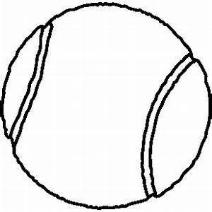 White Tennis Ball Icon. | Clipart Panda - Free Clipart Images