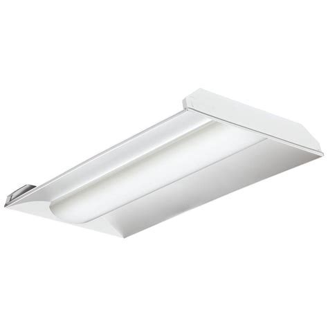 Lithonia Lighting 2 ft. x 4 ft. LED Volumetric