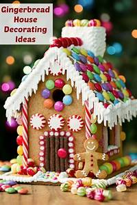 1000 gingerbread house decorating ideas on pinterest With gingerbread house decorating ideas easy