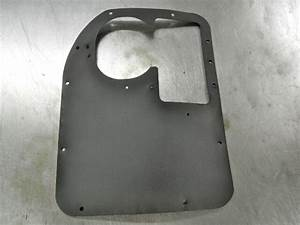 Oem Jeep Yj Wrangler Trans Tunnel Cover 1987