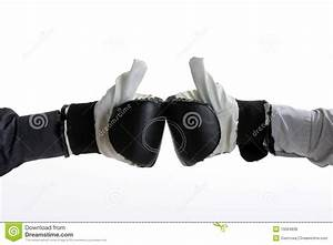 Boxers Gloves Royalty Free Stock Photos - Image: 10064838