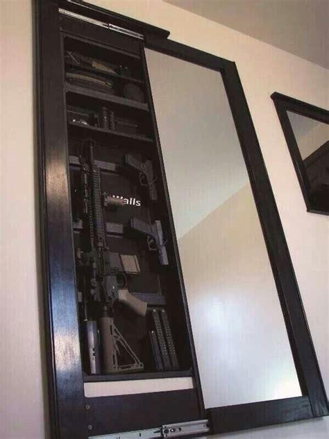 mirror gun safe gun gun safes guns