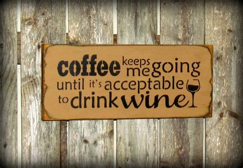 coffee signs for kitchen coffee wine sign coffee lover decor kitchen by woodticks