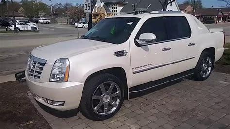 2009 cadillac escalade ext awd mcgrath acura of morton