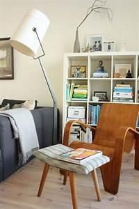 Stehlampe Für Wohnzimmer : wohnzimmerlampen das gewisse etwas in der raumgestaltung ~ Frokenaadalensverden.com Haus und Dekorationen