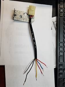 Wiring For After Market Power Antenna