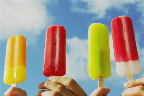 Strange Ice Lolly Icicles Seen Floating In Clouds Above
