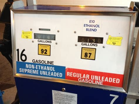 Gas Stations Claim Oil Companies Block E15, Ftc To Investigate