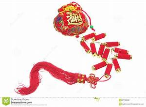 Chinese New Year Firecrackers Stock Photography - Image ...